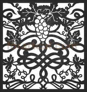 square – Files for CNC art cutting – ForArtCut