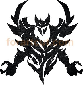 dxf files for cnc - silhouette demon